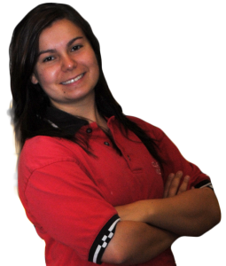 Elizabeth Roy - Proud team member of Garage Michel Petro